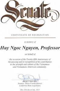 Gio GS25_Ricognition_Senator Janet Nguyen